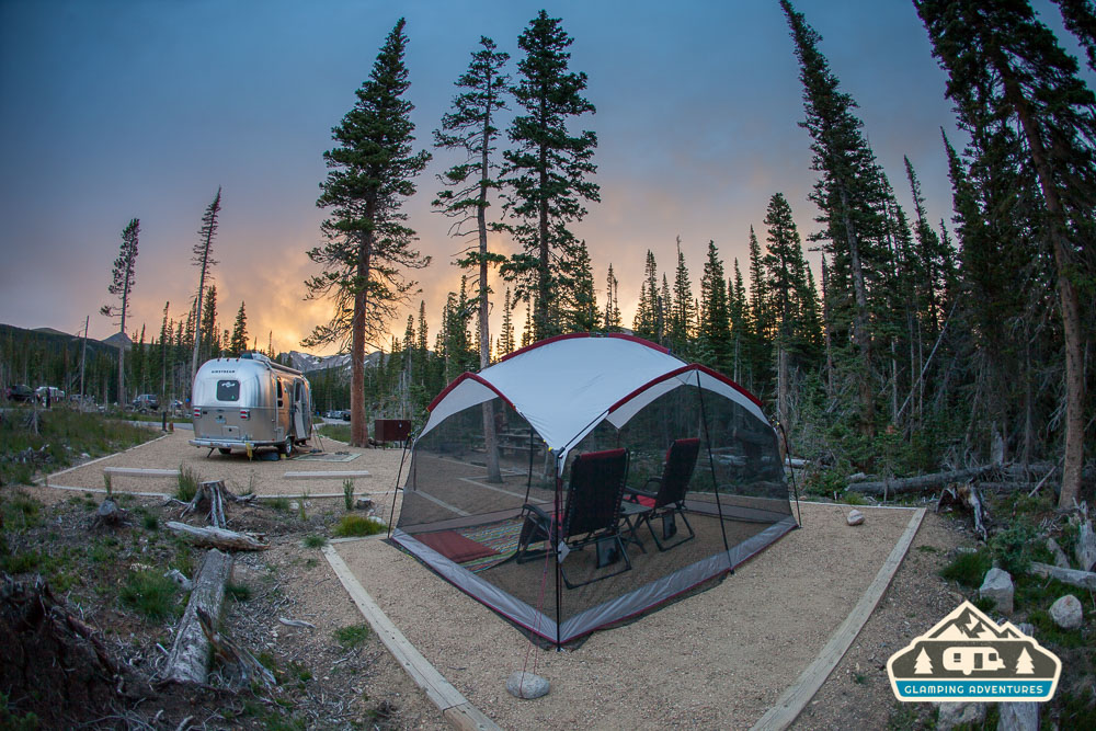 Pawnee Campground Brainard Lake Rec Area Co 139045 on 2017 Flying Cloud Airstream